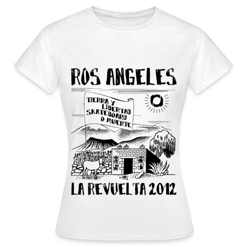 La Revuelta 2012 - Maglietta da donna