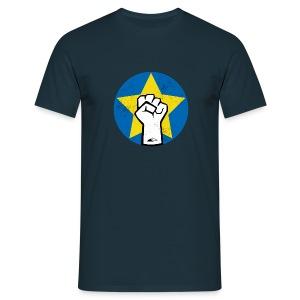 WSAG Fist - Men's T-Shirt
