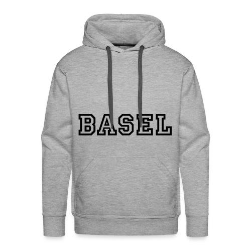 Basel T-Shirt 2 - Männer Premium Hoodie