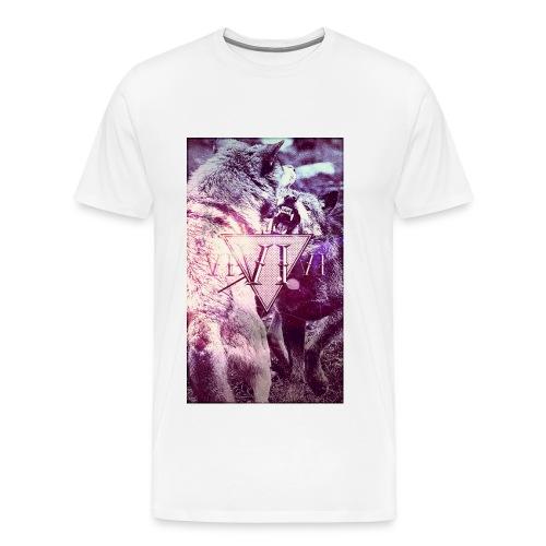 Wolfs - Men's Premium T-Shirt