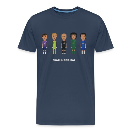 Men T-Shirt - Goalkeeping - Men's Premium T-Shirt