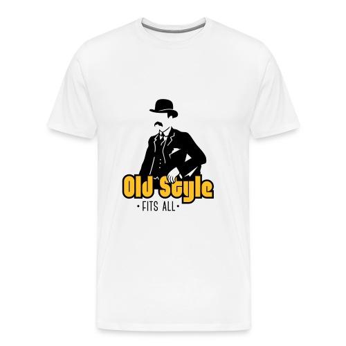 Old Style - Miesten premium t-paita