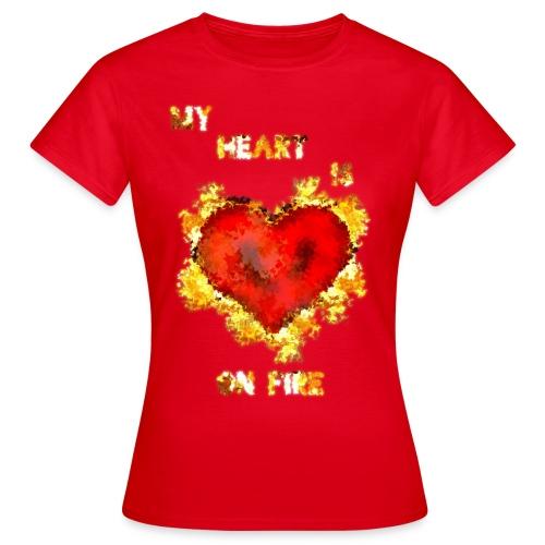 My Heart - Naisten t-paita