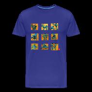 Tee shirts ~ T-shirt Premium Homme ~ Capo 500+ homme prem