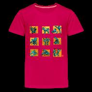 Tee shirts ~ T-shirt Premium Ado ~ Capo 500+ ado prem