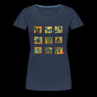 Tee shirts ~ T-shirt Premium Femme ~ Capo 500+ femme prem