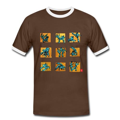 Capo 500+ homme contrast - T-shirt contrasté Homme