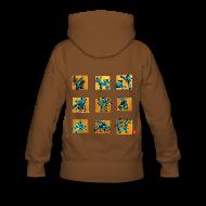 Sweat-shirts ~ Sweat-shirt à capuche Premium pour femmes ~ Capo 500+ femme sweat cap