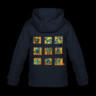 Sweats ~ Veste à capuche Premium Enfant ~ Capo 500+ enfant veste cap