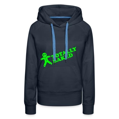 BAKED  - Vrouwen Premium hoodie