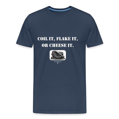 Cheese it - Men's Premium T-Shirt
