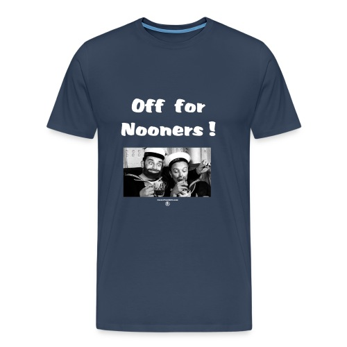 Nooners - Men's Premium T-Shirt