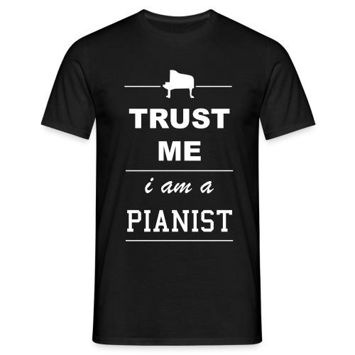 trust me m - Koszulka męska