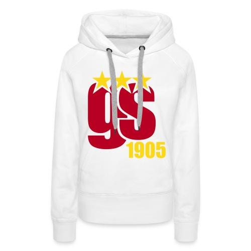 Galatasaray Sweater  - Vrouwen Premium hoodie