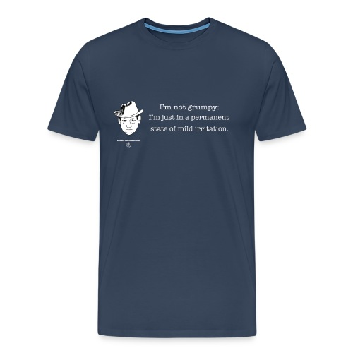 Mild irritation - Men's Premium T-Shirt