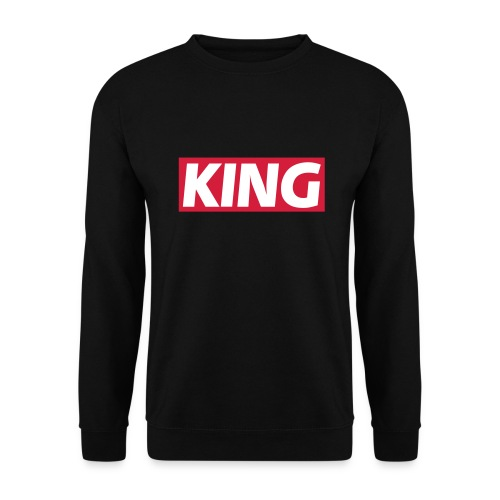 King - Unisex - Mannen sweater