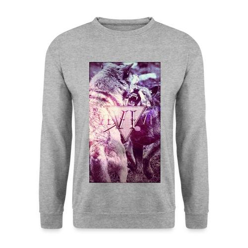 wolfs - Mannen sweater