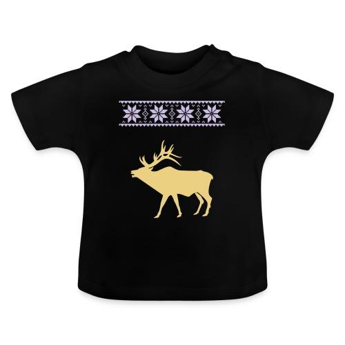 Renne - T-shirt Bébé