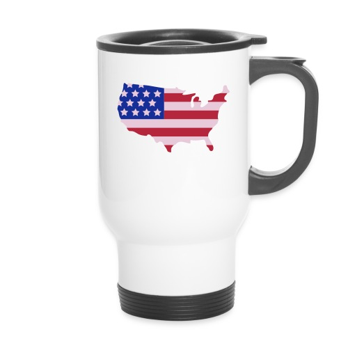 USA Mug - Travel Mug