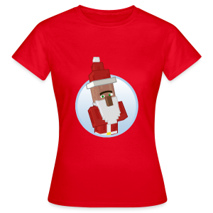 Santa-Villager - Womens - Women's T-Shirt