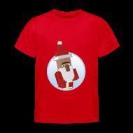 Shirts ~ Kids' T-Shirt ~ Santa-Villager - Kids