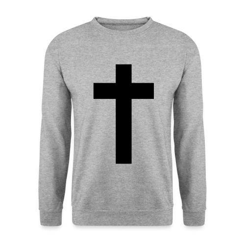 Pullover Kreuz - Männer Pullover
