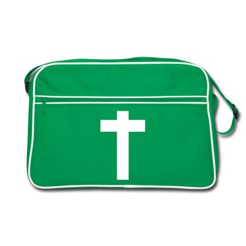 Universelle Tasche Kreuz - Retro Tasche