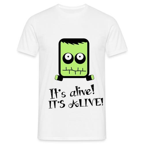 Frankenstein - Men's T-Shirt