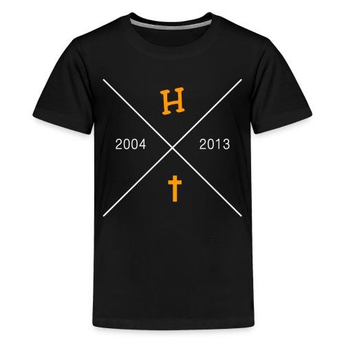H x † - Teenager Premium T-shirt
