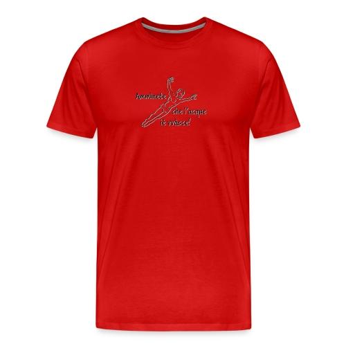 Amminete t-shirt colorata - Maglietta Premium da uomo