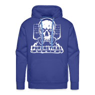 Hoodies & Sweatshirts ~ Men's Premium Hoodie ~ PHRENETIKAL SUDADERA 01 [M-PHK054]