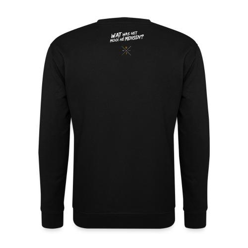 H x † - Mannen sweater
