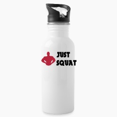Just squat Bottles & Mugs