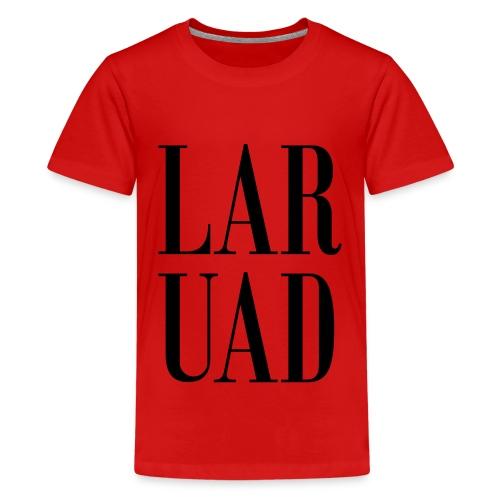 1 - T-shirt Premium Ado