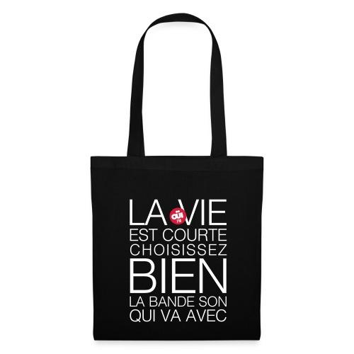 Bande son - Tote Bag