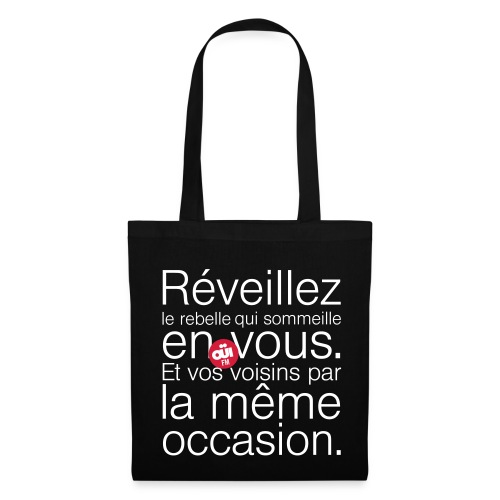 Rebelle - Tote Bag