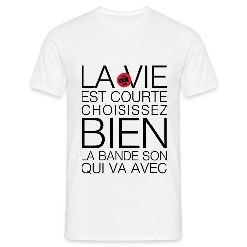 Bande son - T-shirt Homme