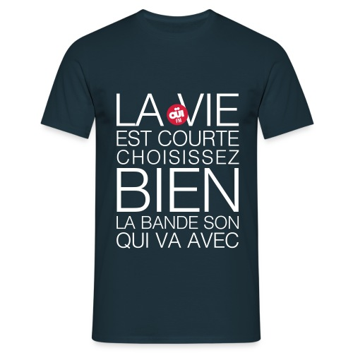 Bande son - T-shirt Homme