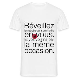 Rebelle - T-shirt Homme