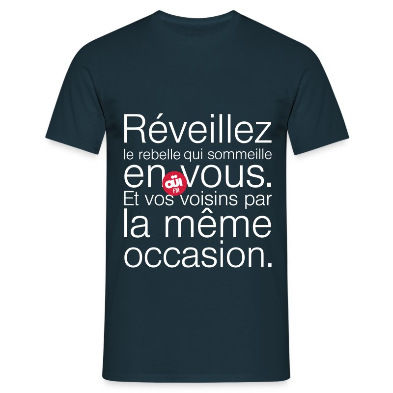 Rebelle - T-shirt Homme