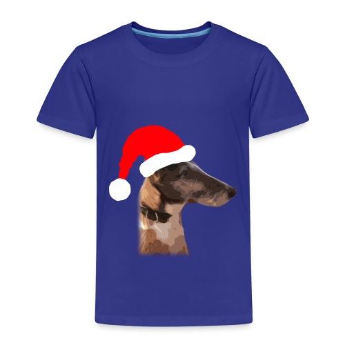 Weihnachtshund - Kinder Premium T-Shirt