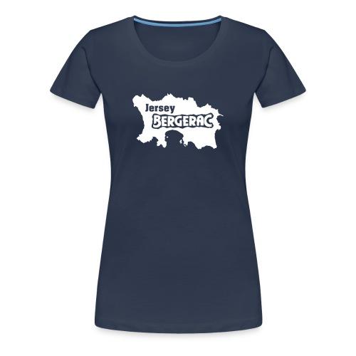 T-Shirt Jersey BERGERAC - Frauen Premium T-Shirt
