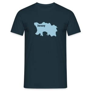 T-Shirt Jersey, Channel Islands - Männer T-Shirt
