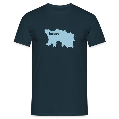 T-Shirt Jersey, Channel Islands - Männer T-Shirt