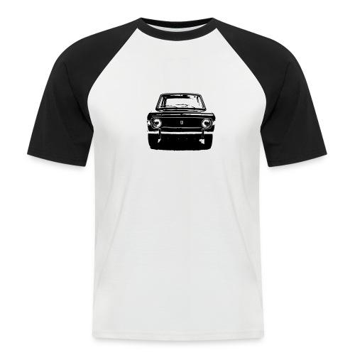 Fiat 128 t-shirt - Maglia da baseball a manica corta da uomo