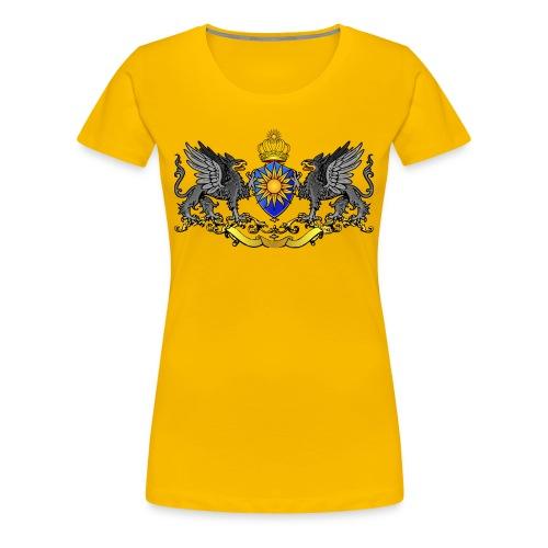 Sonnenstaatland (Frauen) - Frauen Premium T-Shirt