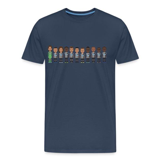 Men T-Shirt - N.Castle 2013