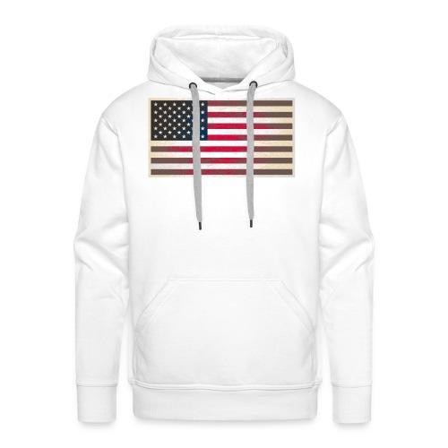 VS Sweater - Mannen Premium hoodie