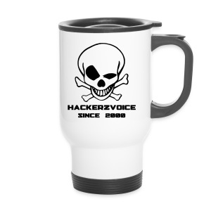 Old Skull Best Of Mug - Travel Mug
