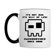 Mugs & Drinkware ~ Contrasting Mug ~ HZV Way of Life